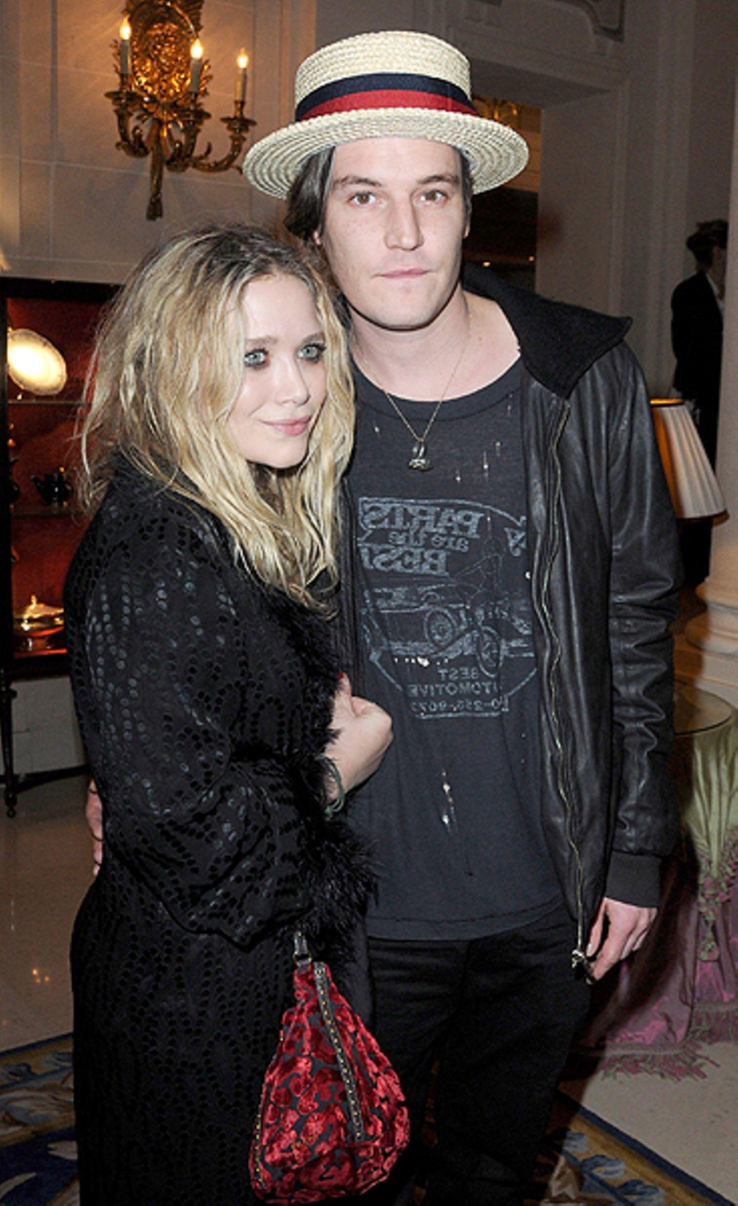 24. Februar 2010: Mary-Kate Olsen und Nate Lowman