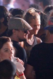 8. August 2013: Leonardo DiCaprio und das deutsche Model Toni Garrn machen im Urlaub auf Ibiza die Nacht zum Tag.