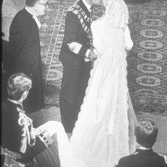 19. Juni 1976  König Carl Gustaf und Königin Silvia von Schweden