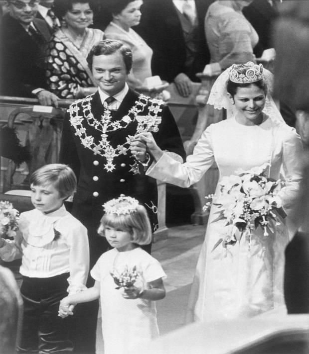 Brautmode: Royale Hochzeitskleider - S. 50 | GALA.de