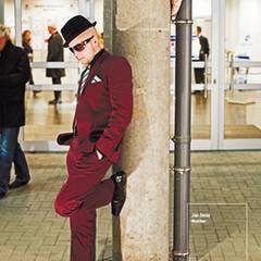 Der Musiker Jan Delay ist außerdem stark für den Klimaschutz engagiert