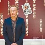 """Reinhold Beckmann hat 1999 mit Freunden das Projekt """"NestWerk e.V."""" ins Leben gerufen"""