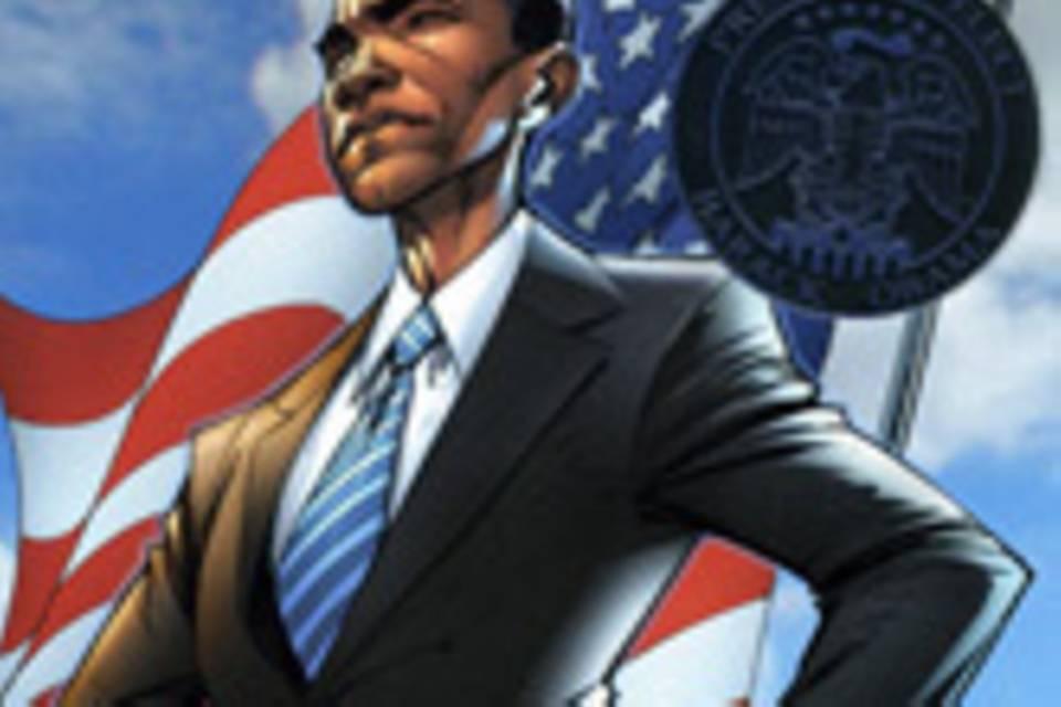 Barack Obama - Vereidigung