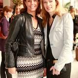 Kerstin Pooth (Peek + Cloppenburg KG) mit Astrid Saß, stellvertretende GALA-Chefredakteurin