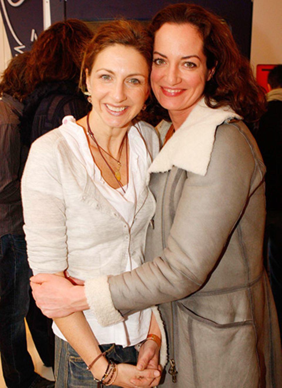 Sue Giers (Closed) mit Natalia Wörner