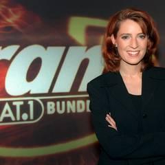 """12. August 1999: Monica Lierhaus ist ab nun festes Mitglied im """"ran""""-Moderationsteam"""