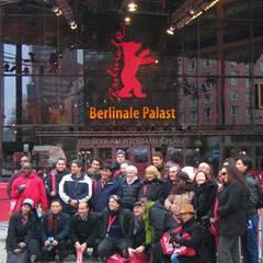 Der Berlinale-Palast ist dieser Tage beliebtes Fotomotiv