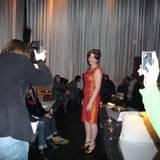 """Kerry Fox feierte die Premiere ihres Films """"Storm"""" im """"Spindler + Klatt"""""""