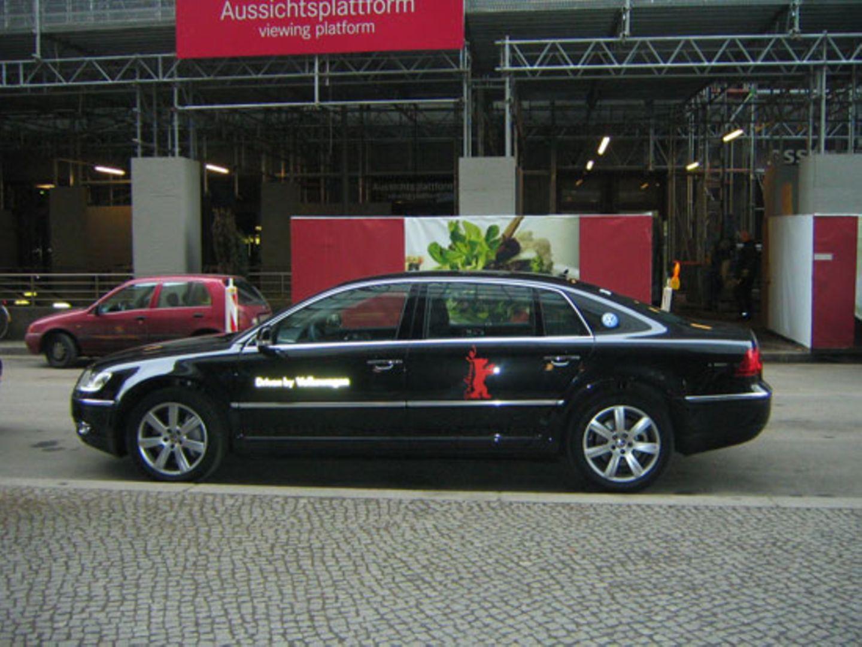Luxuswagen sieht man überall