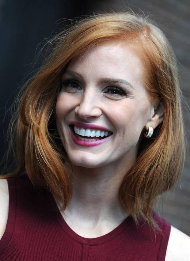 Star Frisuren Rote Haare Gala De