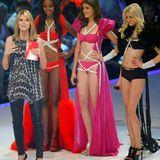 """Es kann nur eine geben: Sara, Marie und Mandy kämpfen im Finale um den Sieg bei """"Germany's Next Topmodel""""."""