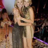 Germany's Next Topmodel: Stolz zeigt sich Heidi mit der strahlenden Gewinnerin