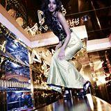 """""""Coyote Ugly"""" lässt grüßen: Sara würde eine gute Barkeeperin abgeben"""