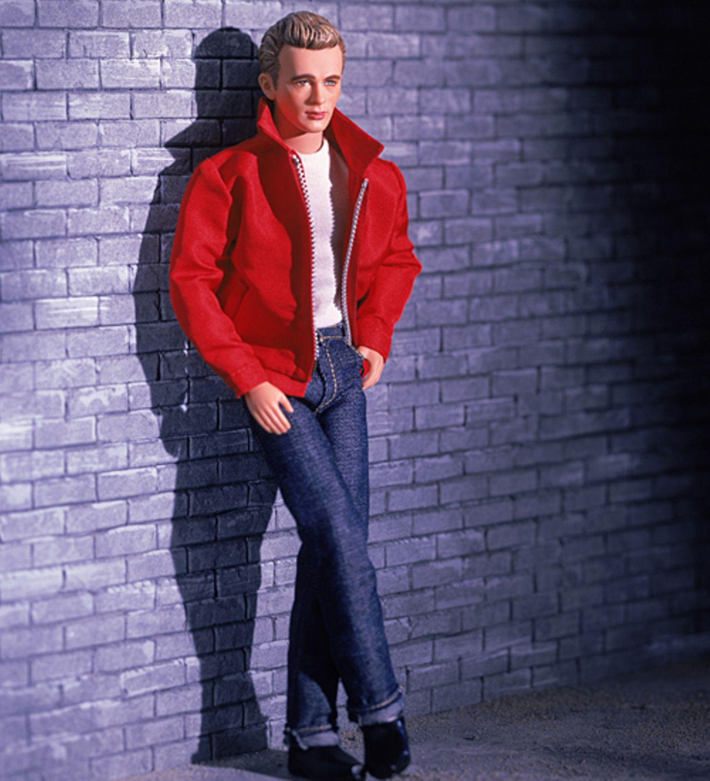Auch Ken kann mal anders - hier ganz cool als James Dean