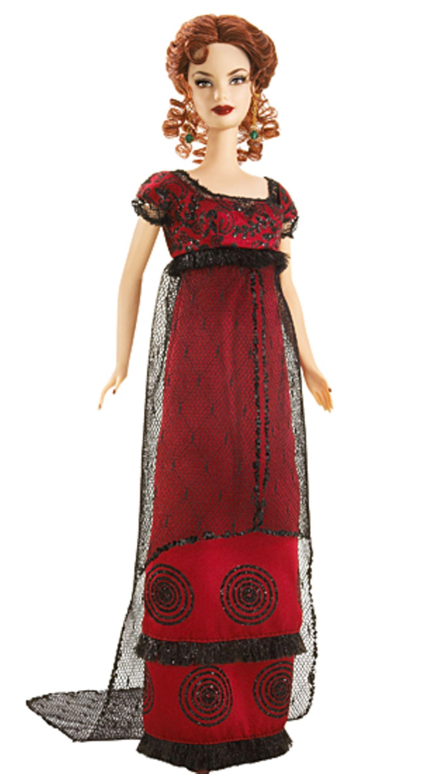 "Barbie alias Kate Winslet alias Rose aus ""Titanic"""