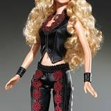 Sie sieht ihr zwar ähnlich, aber Shakiras Hüftschwung kann Barbie einfach nicht nachahmen. Ist ja auch schwierig ...