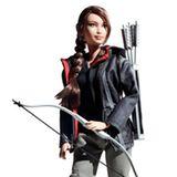 """""""Die Tribute von Panem"""" erobert die Kinoleinwand - Grund genug für Mattel eine Barbie der 16-jährigen Protagonistin Katniss Ever"""