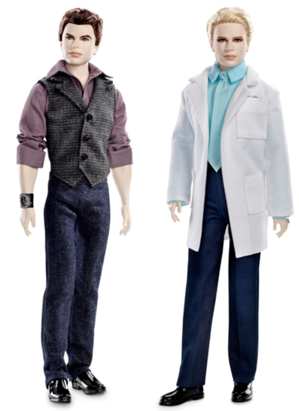 "Barbie-Figuren für ""Twilight""-Fans: Die gesamte Cullen-Familie bekommt ihre Puppen-Pendants, wie hier Kellan Lutz als ""Emmett Cu"