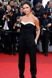 victoria beckham in cannes