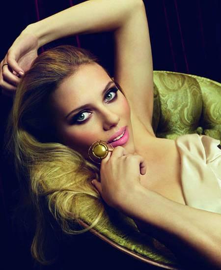 """Scarlett Johansson ist für die nächsten zwei Jahre das Gesicht von """"Moët & Chandon"""""""