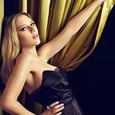 Moet Chandon Scarlett Johansson