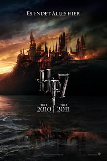 """Am 18. November ist es endlich soweit. Der erste Teil des Harry Potter-Finales """"Harry Potter und die Heiligtümer des Todes"""" star"""