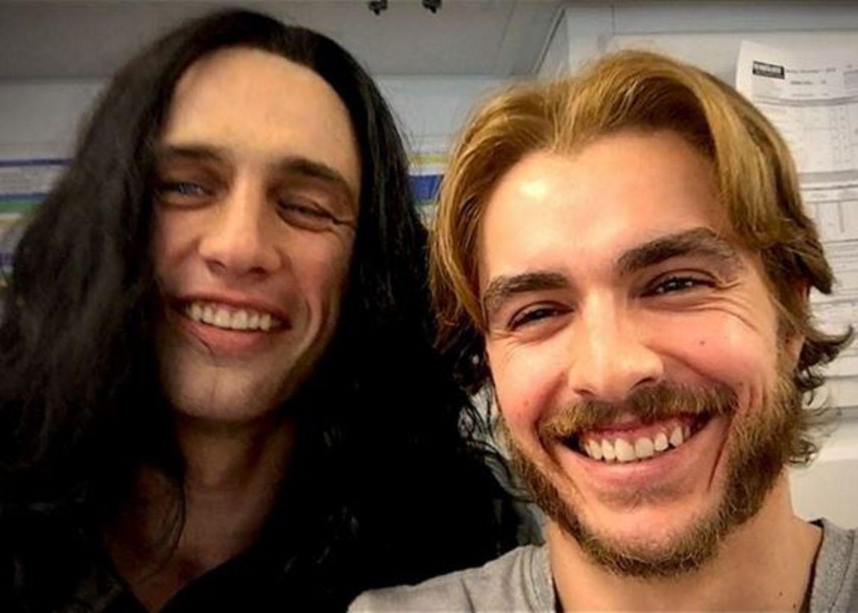"""James und Dave Franco  Diese beiden Brüder sind bald so im Film """"The Desaster Artist"""" zu sehen, einer Komödie über den Kult-Trashfilm """"The Room""""."""