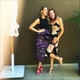 Blake und Robyn Lively  Die beiden Schwestern haben jede enge Spaß zusammen. Auf diesem Foto posieren sie für Instagram und sind mal wieder nur am kichern.