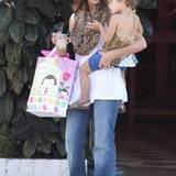 """Auch Jessica Alba ist ein Fan der """"7 for all Mankind""""-Jeans."""