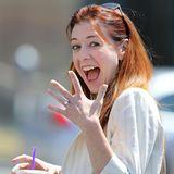 29. Juli 2013: Zehn Jahre nach ihrer Hochzeit überrascht Alexis Denisof seine Frau Alyson Hannigan mit einem erneuten Antrag und dem dazugehörigen Ring. Das Erneuern des Ehegelübdes ist in Hollywood schon gang und gäbe.