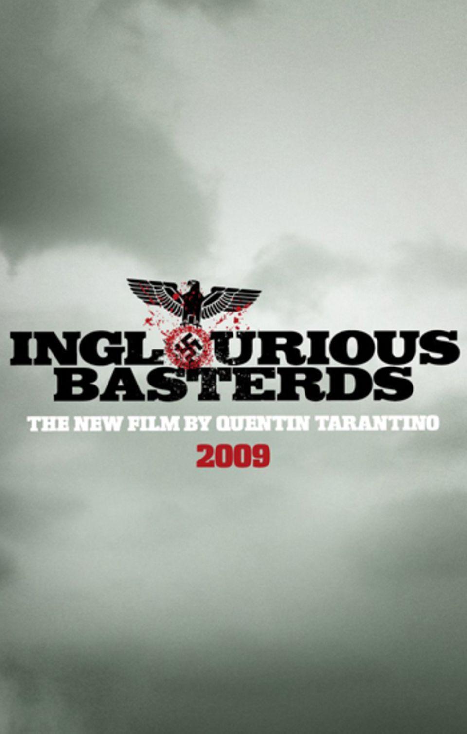 "Quentin Tarantino: ""Inglourious Basterds"", Filmstart: 20.08.2009"