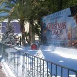 Ein Wunder: Sogar im Mai gibt es Schnee in Cannes!