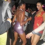 """Die """"Chopard-""""Party besteht aus Models, Champagner und guter Musik."""