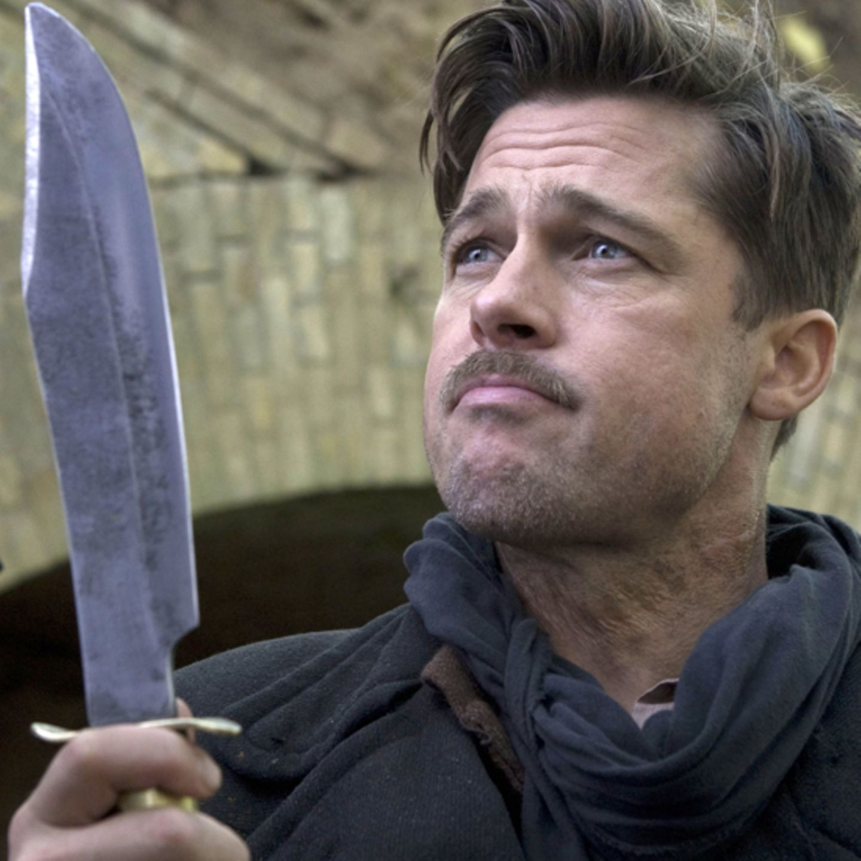 Auf diesen Mann haben die Fans gewartet: Brad Pitt darf sich unter Quentin Tarantino von seinem Womanizer-Image entfernen und na