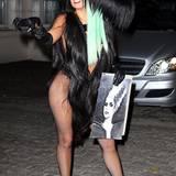 Dieses Outfit ist einfach GaGa.