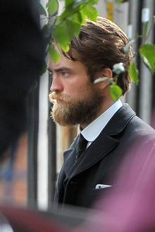"3. September 2015: Robert Pattinson dreht in Belfast ""The Lost City Of Z""."
