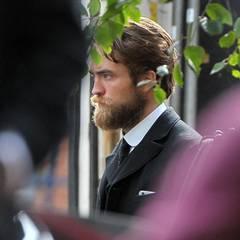 "3. September 2015: Robert Pattinson dreht in Belfast ""The Lost City Of Z""."