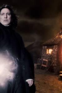 Auf welcher Seite steht Professor Snape?