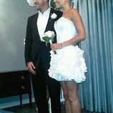 Juni 2011: Nach rund sechs Jahren Ehe haben Sylvie und Rafael van der Vaart haben sich zum zweiten Mal das Ja-Wort gegeben. Für