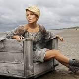 Ein Tag am Meer: Bei einem exklusiven GALA-Fotoshooting in Holland spricht Sylvie van der Vaart offen wie nie über ihren Style,