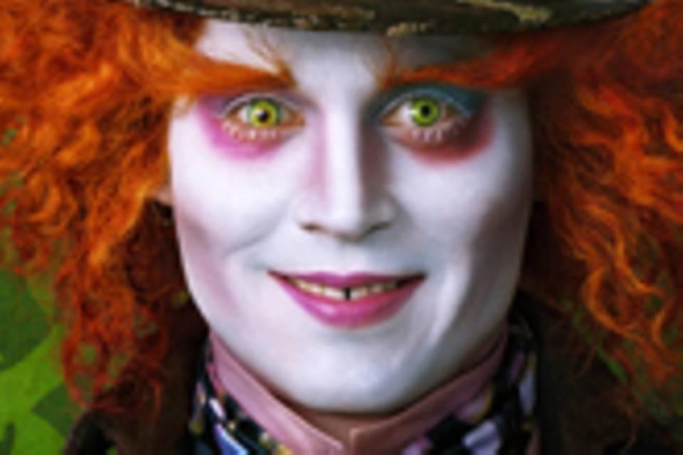 Alice im Wunderland - Johnny Depp