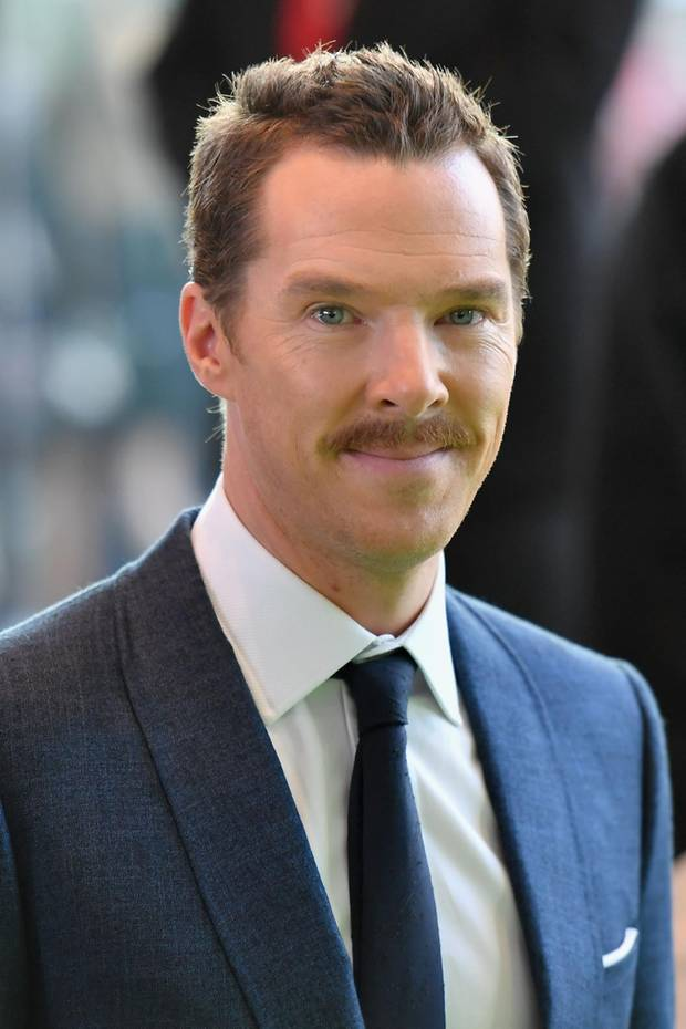 """Benedict Cumberbatch liebt Anzüge, sie seien neben Büchern """"eine der großen Freuden im Leben""""."""
