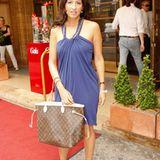 """Minu Barati schaut in einem luftigen Sommerkleidchen beim """"Gala Fashion Brunch"""" vorbei."""