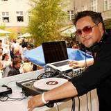 Coole Sounds auf cooler Party: DJ Sinan Mercenk
