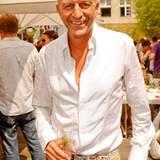 """Sonnig aufgelegt: Ralf Mock von """"Thomas Sabo""""."""