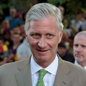 König Philippe von Belgien (Nov 2012)