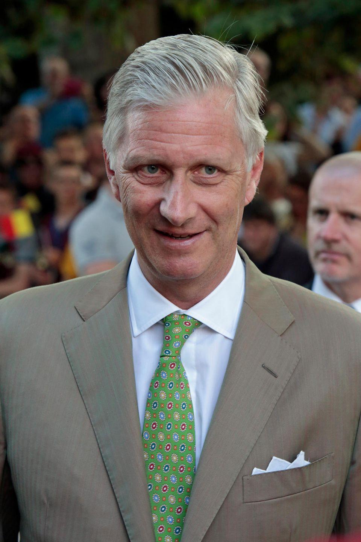 König Philippe von Belgien
