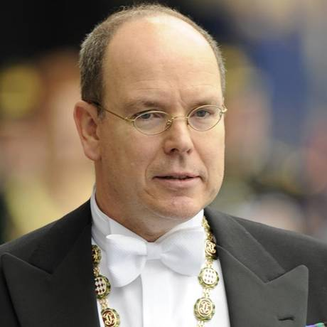 Fürst Albert von Monaco