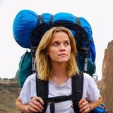 """Oktober 2013  Reese Witherspoon teilt ein Bild von sich in ihrer Rolle als Cheryl Strayed in dem Film """"Wild""""."""