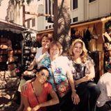 September 2013  Eva Longoria verbringt einen entspannten Nachmittag mit ihrer Familie in Los Angeles.
